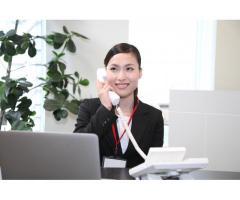 [アルバイト・パート]受付業務・事務業務(扶養内もOKです。)